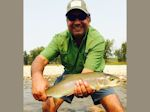 Big fish on small flies. - Bow River Hookers - Bow River Fly Fishing Guide and Outfitter