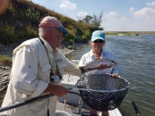 Fly fishing float trips are an excellent way to impress or reward clients, co-workers, and employees. They are becoming the vehicle of choice for treating employees in team building exercises or for entertaining important out of town clients.